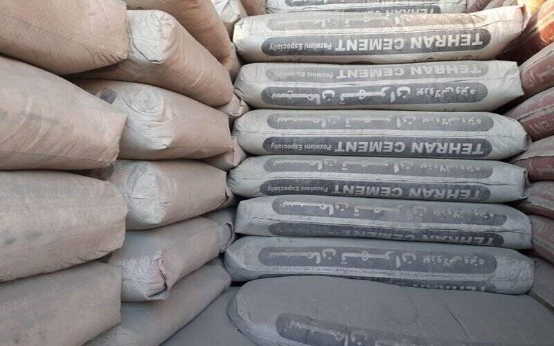 کاهش ۵۰ درصدی قیمت سیمان