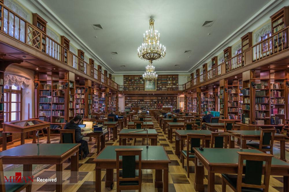 کتابخانههای روسیه
