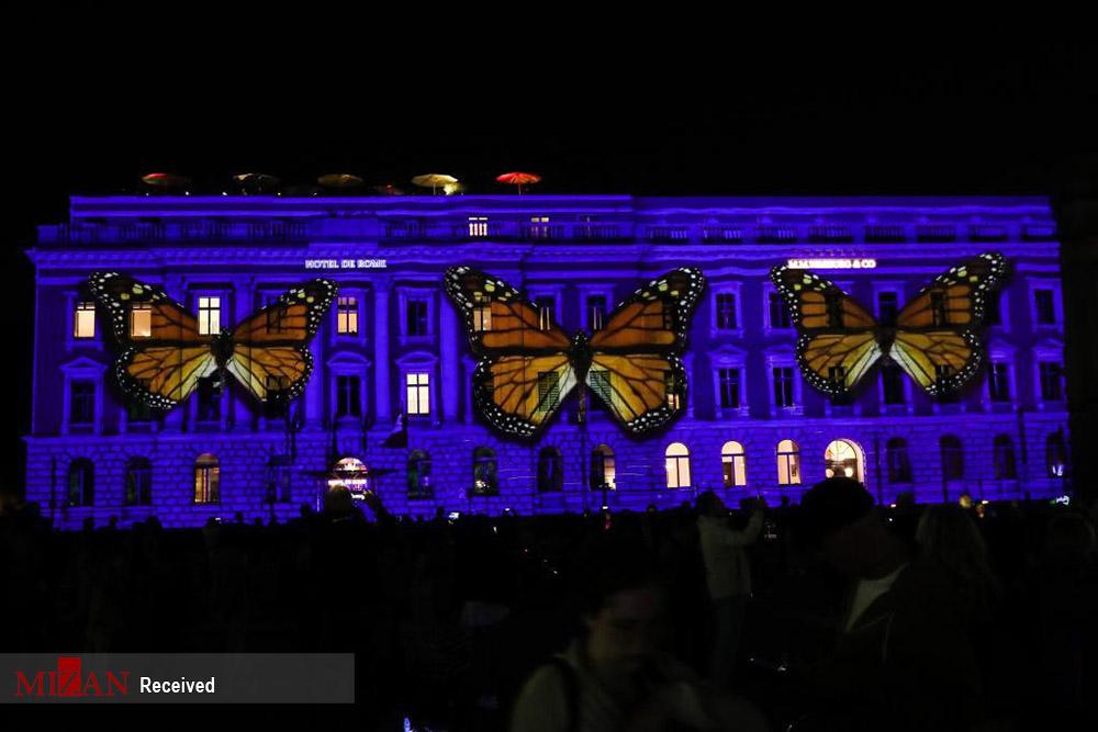فستیوال نورپردازی در برلین