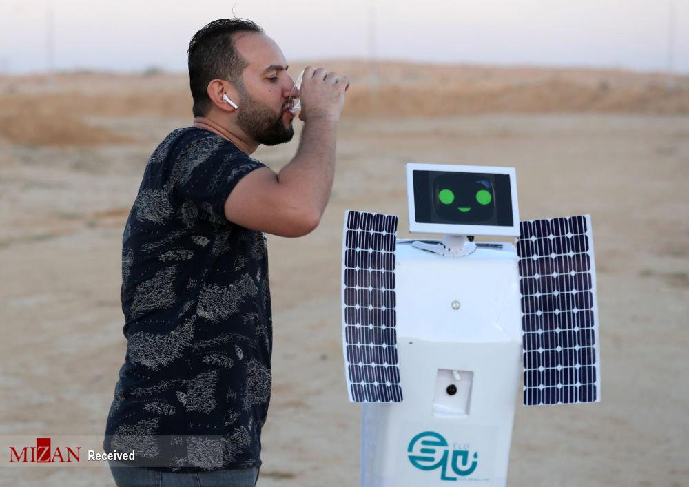 ساخت آب از هوا
