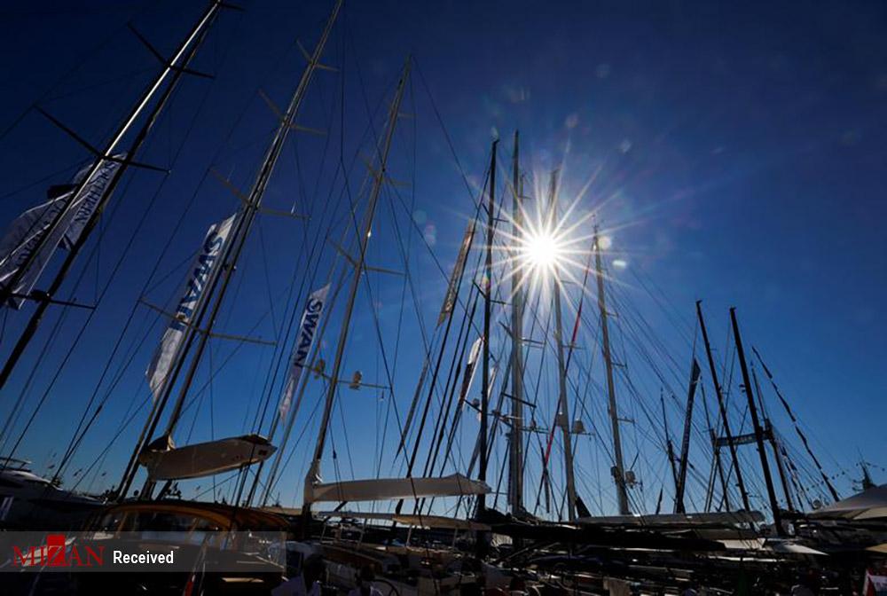 قایقهای لوکس