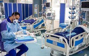 448 بیمار دیگر کرونایی جان باختند
