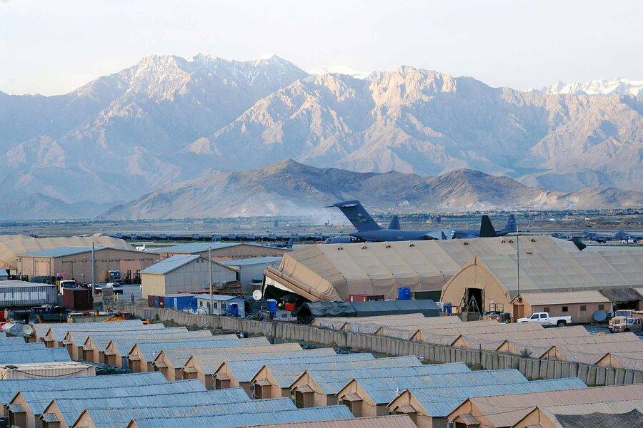 تصاویر و جزئیاتی عجیب از پایگاههای نظامیآمریکا در جهان