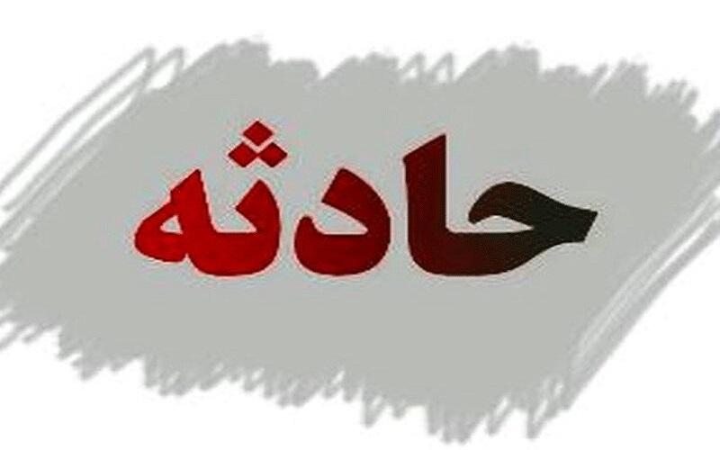انفجار کارگاه تولید مواد شیمیایی در تبریز