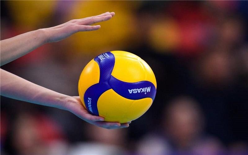 پیروزی والیبال ایران مقابل مراکش