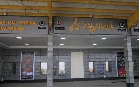 معاون استاندار خوزستان: مرز شلمچه برای زائران اربعین بسته است