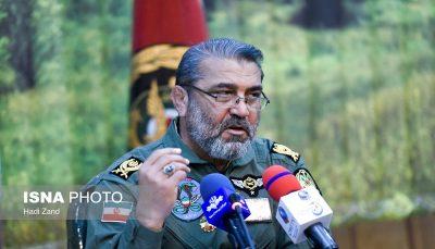 فرمانده هوانیروز ارتش: اسرائیل بداند اگر دست از پا خطا کند در کسری از زمان روی سرشان خراب خواهیم شد