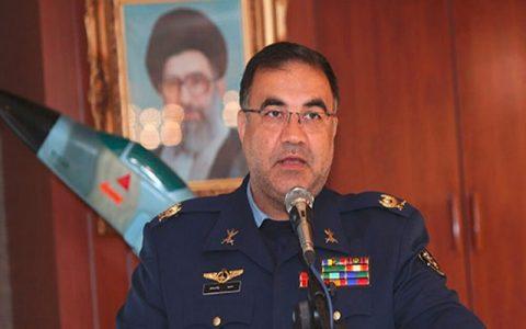 امیر سرتیپ خلبان حمید واحدی فرمانده نیروی هوایی ارتش شد