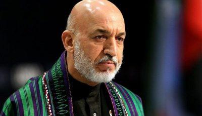حامد کرزی: افغانستان دوباره از جهان جدا خواهد شد