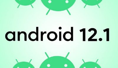 سیستم عامل اندروید 12.1 بیشتر برای گوشی های تاشو است