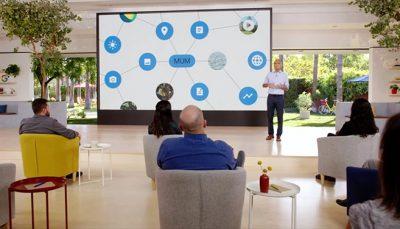 گوگل به دنبال سیستم هوش مصنوعی بهتر MUM