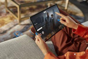 لنوو دو تبلت اندرویدی با نمایشگر بزرگ معرفی کرد