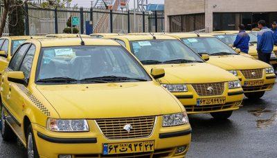 آغاز معرفی رانندگان تاکسی به بانک برای دریافت وام تعمیرات