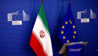 ادعاهای یک مقام اروپایی علیه ایران
