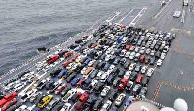 اظهار نظر معاون وزیر صمت درباره واردات خودرو