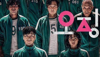 اعتراضهای کارگری در کره جنوبی با لباس سریال بازی مرکب