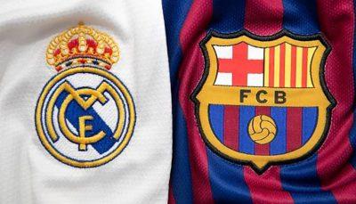 بارسلونا - رئال مادرید