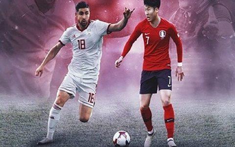 بازتاب گسترده پیشبینی یک رسانه انگلیسی از نتیجه ایران - کرهجنوبی