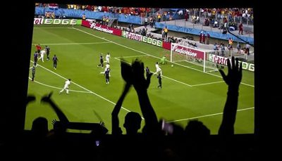 بازی فوتبال ایران و کره جنوبی در سینماها اکران میشود