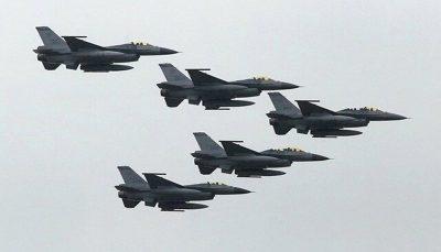 ترکیه به دنبال خرید ۴۰ فروند اف-۱۶ از آمریکا