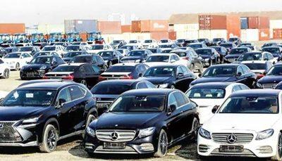 توقیف 900 خودروی لاکچری در بوشهر