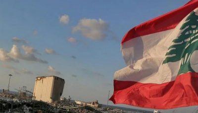 تیراندازی در مراسم تشییع قربانیان حادثه بیروت