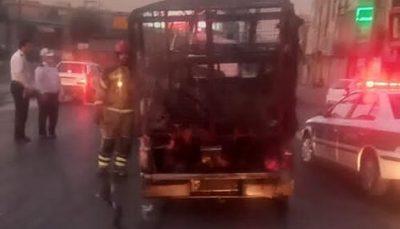 جان باختن یک نفر در اثر واژگونی خودرو در بزرگراه بسیج