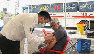 خروج تدریجی اورژانس از واکسیناسیون کرونا