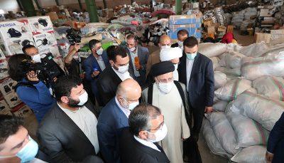 رئیسی در بوشهر: جریان مافیایی قاچاق باید شناسایی شود