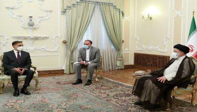 رئیسی: سیاست ایران توسعه معنادار روابط با کشورهای درحال توسعه است