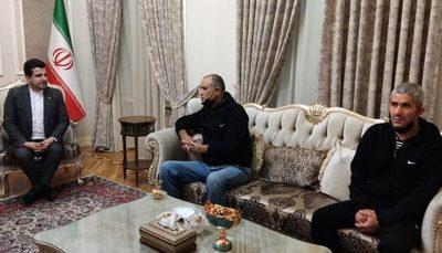 رانندگان ایرانی بازداشت شده در آذربایجان آزاد شدند