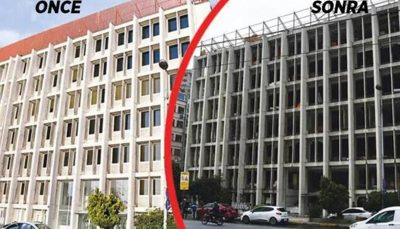 سرنوشت ساختمان رضا ضراب در استانبول ترکیه