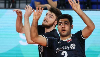سقوط ۱۱ پلهای والیبال ایران در ردهبندی جوانان جهان