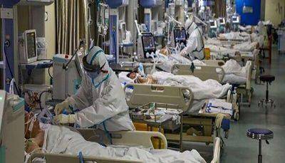 شناسایی ۱۱۰۶۴ بیمار جدید کرونایی