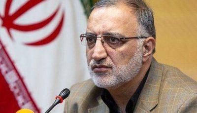 شهردار تهران راهی بیمارستان شد