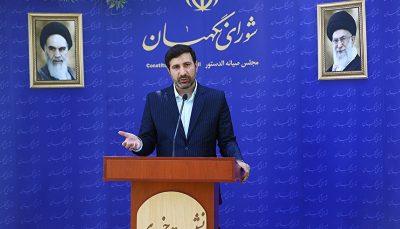 شورای نگهبان: استعفای لاریجانی ارتباطی با رد صلاحیت او ندارد
