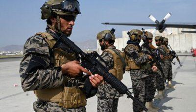 طالبان: به دنبال ایجاد ارتشی مجهز هستیم