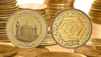 قیمت سکه و طلا اندکی تغییر کرد