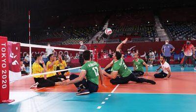 لغو مسابقات والیبال نشسته قهرمانی آسیا با انصراف ژاپن، هند و کُره