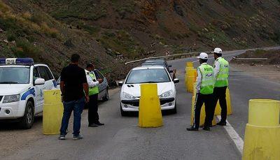 محدودیت سفر و اعمال جریمه به ۱۱۵ شهر ادامه دارد