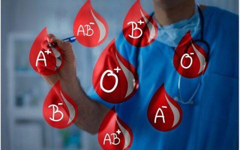 نقش گروه خونی در فعالیت های اجتماعی