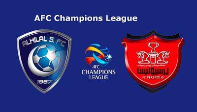 واکنش AFC به میزبانی ۱۰۰ درصدی تماشاگران الهلال مقابل پرسپولیس