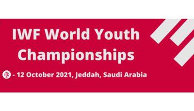 وزنه برداری قهرمانی نوجوانان جهان ۲۰۲۱