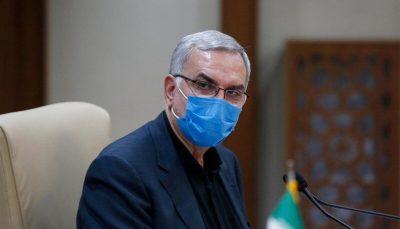 وزیر بهداشت: نمیتوانیم معطل واکسن داخلی بمانیم