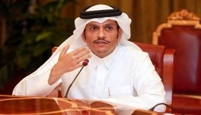گفتگوی تلفنی وزیر امورخارجه ایران و قطر پیرامون تحولات جاری در منطقه