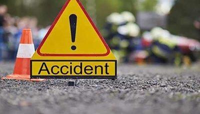 وقوع سانحه رانندگی مرگبار در پاکستان