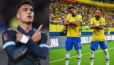 چشمک برزیل و آرژانتین به قطر