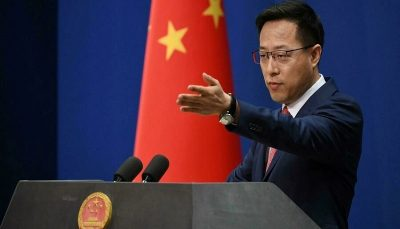 چین: آمریکا باید همه تحریم ها علیه ایران را لغو کند