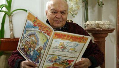 کاریکاتوریست پیشکسوت درگذشت