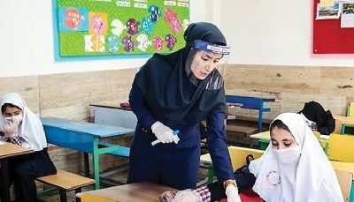 کلاس اولیها یک روز در هفته به مدرسه میروند